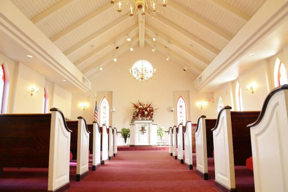 About Our Special Memory Wedding Chapel In Las Vegas Nv